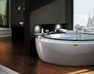 Jacuzzi rond